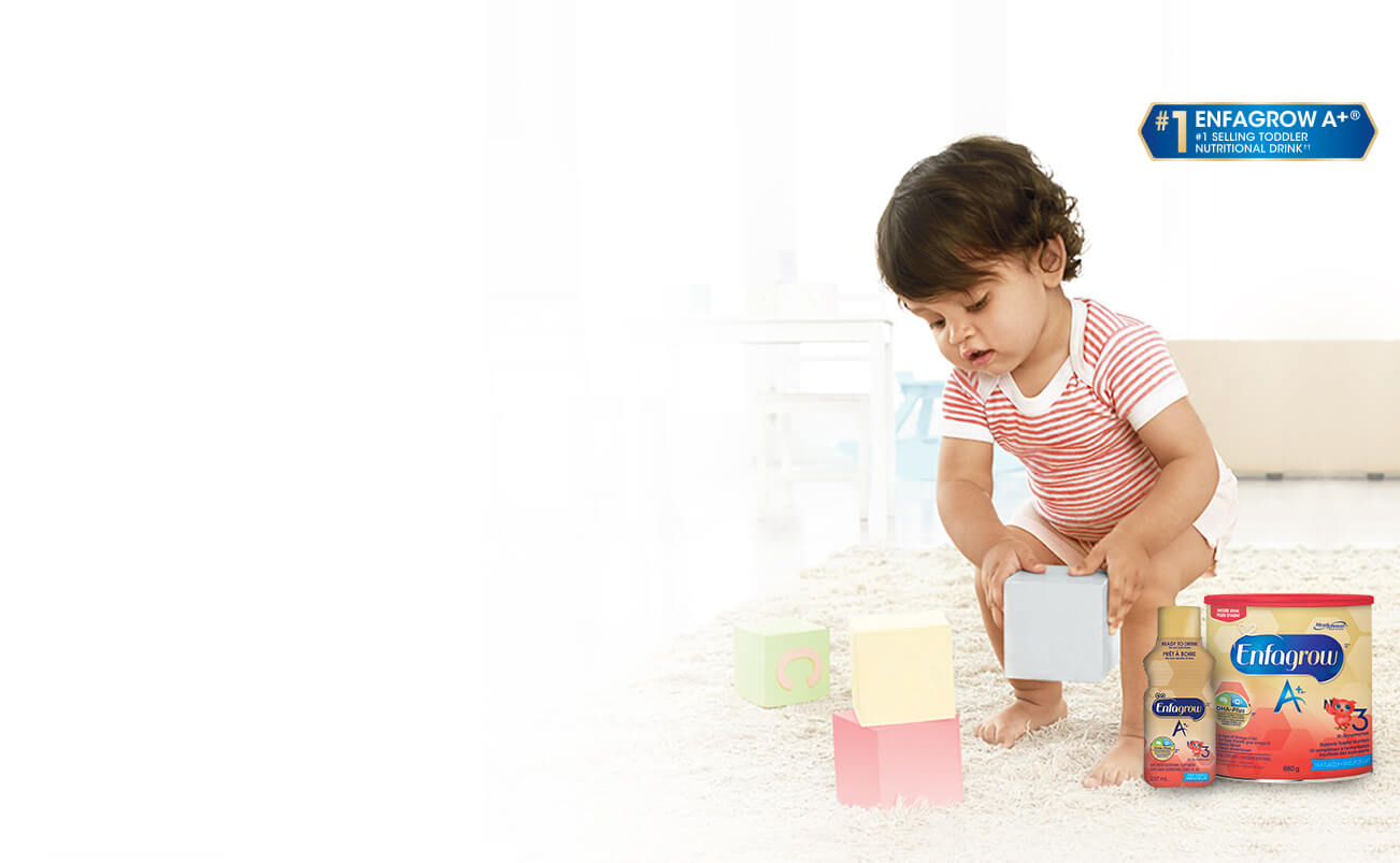 How Do Toddlers Get DHA?