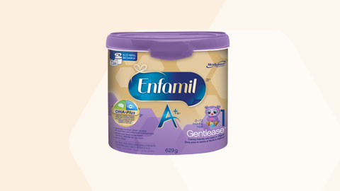 Enfamil A+ Gentlease Powder