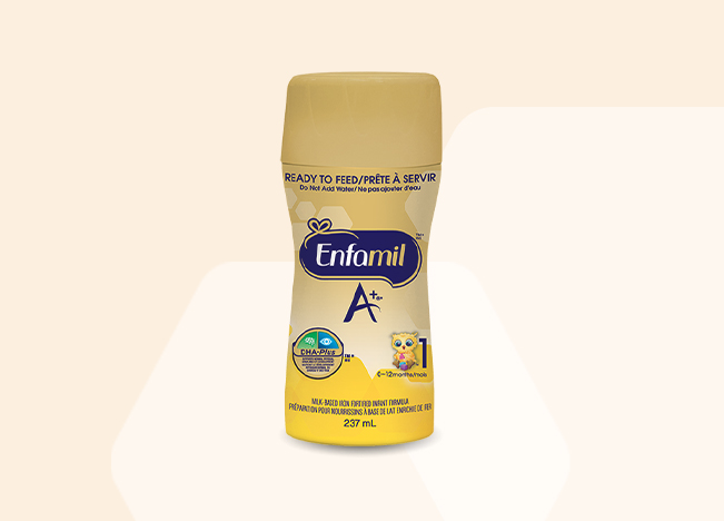 Enfamil A+ Ready to Feed 237ml (6 pack)