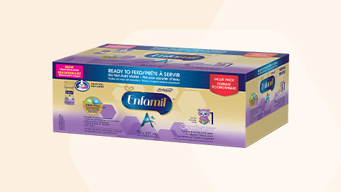 Enfamil A+ Gentlease Ready to Feed 237ml (18 pack)
