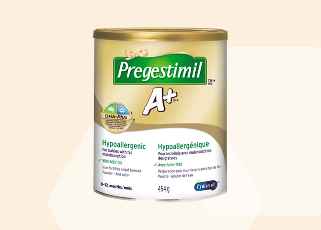 Pregestimil A+ Powder 454g (1 can)
