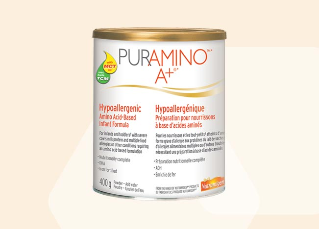 Puramino A+ Powder