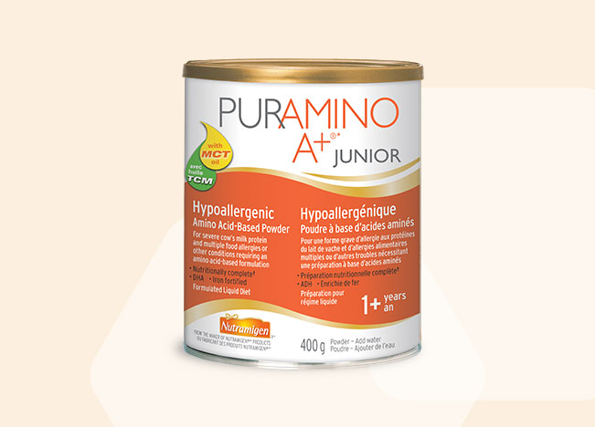 PURAMINO A+ JUNIOR