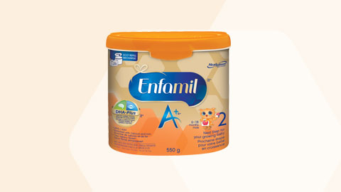Enfamil A+ 2 Powder 550g (1 tub)