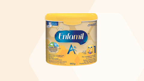 Enfamil A+ Powder 663g (1 tub)