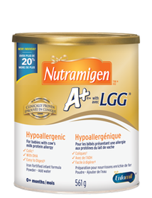 Nutramigen® A+® with LGG®
