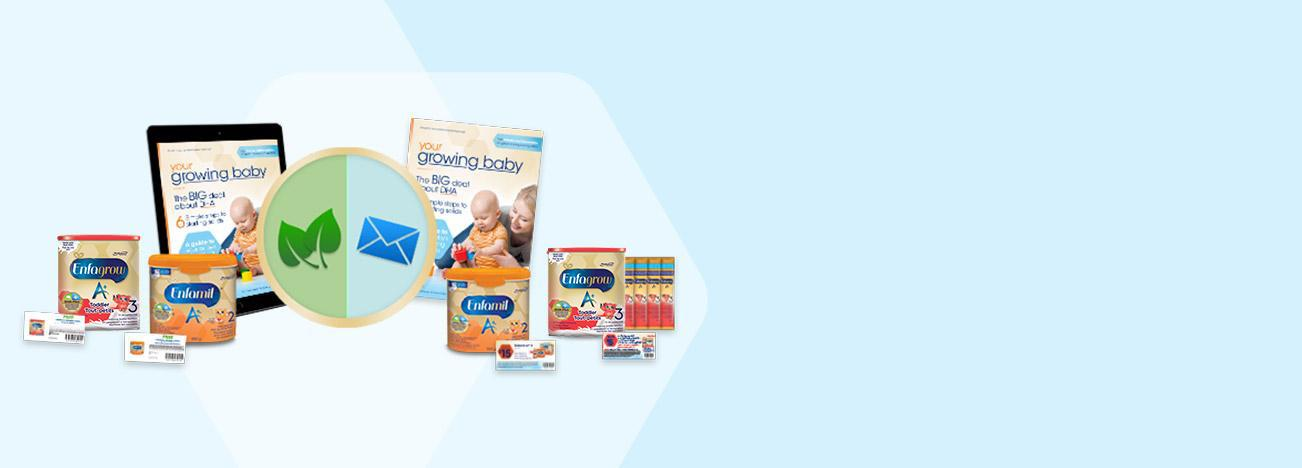 At 6 months a lot has changed. What about your baby's formula?