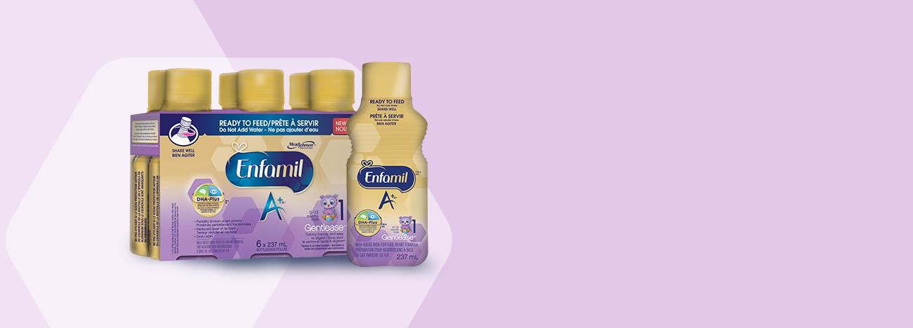 Enfamil A+ Gentlease® Happy Tummies Contest