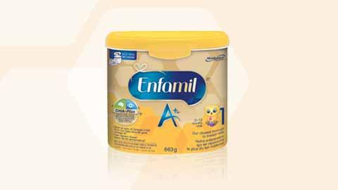 7 to 8 months enfamil canada