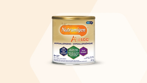 Nutramigen A+ with LGG