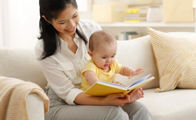 Attention: How to Build Your Baby's Focus