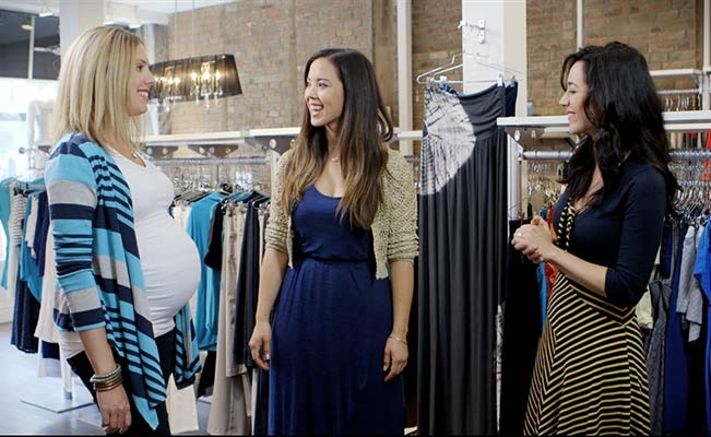 Episode 1 - What to Wear When You're Pregnant