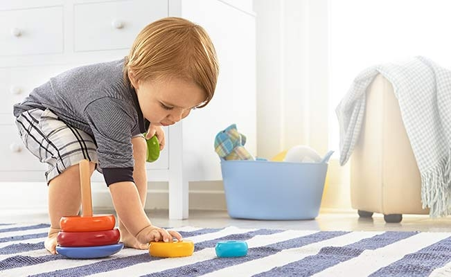 Activities to Stimulate Toddler Development