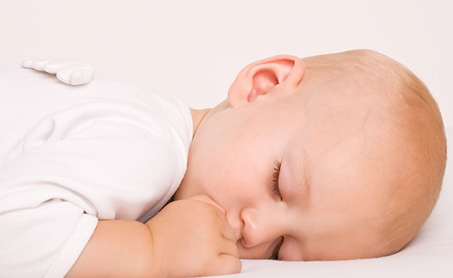 Baby Sleep-Time Means Active Brain Development