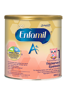 Enfamil A+® Thickened